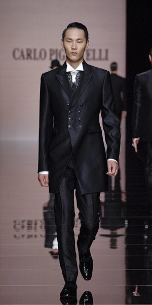 Сarlo Рignatelli мужская коллекция 2014