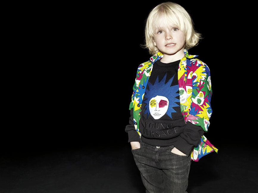 Versace для детей 2013 – 2014