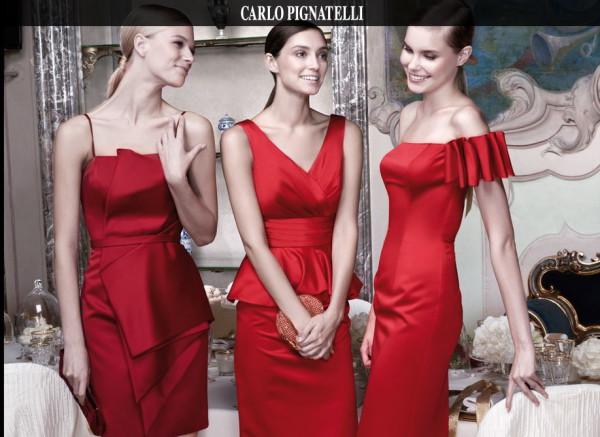 Шикарные платья на выпускной 2014 от Carlo Pignatelli и Oscar de la Renta