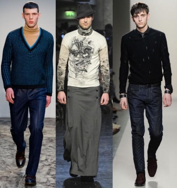 Подборка теплых свитеров для мужчин