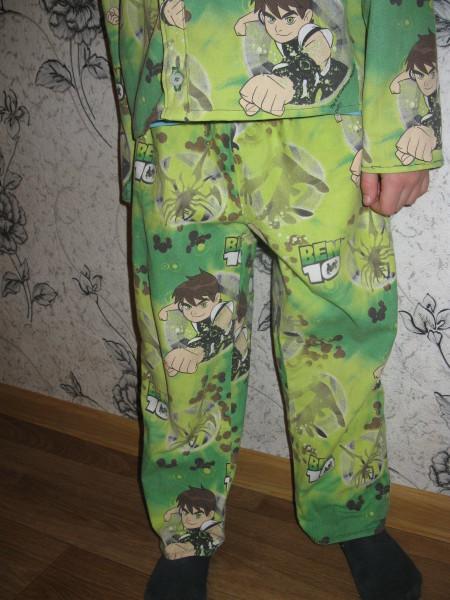 Шьем пижаму по своей выкройке