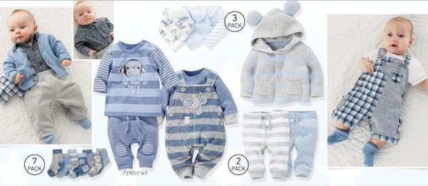 Детская одежда от Next