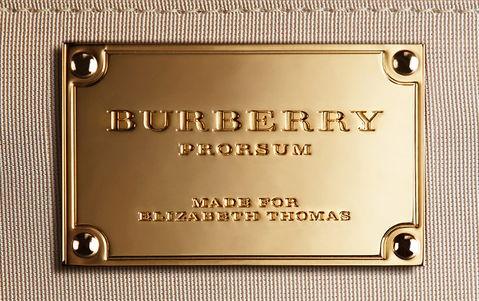 Весенне-летняя коллекция 2014 от Burberry