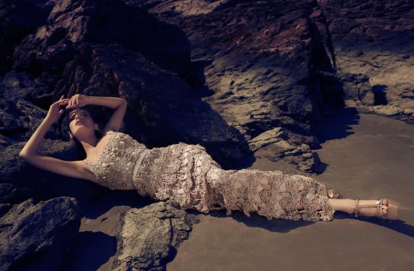Фотографии платьев и сарафанов Ванессы Манторо.