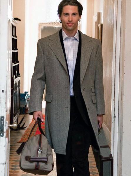 Деловой стиль - мужское пальто Осень/Зима 2013/2014