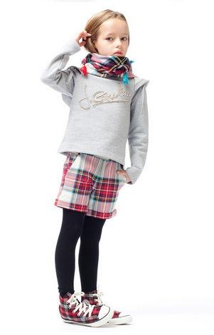 Детская коллекция 2013 от Готье