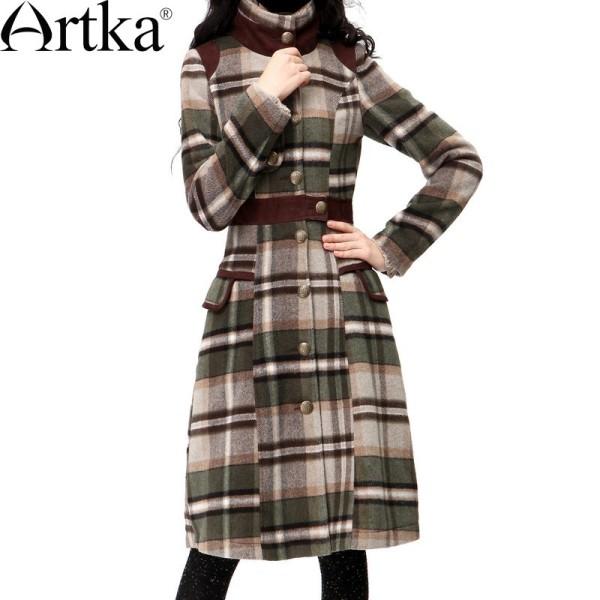 Модели пальто от Artka для вдохновения