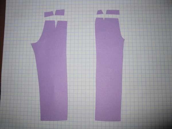 Шьем весенние шорты для девочки подростка