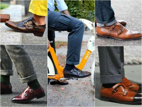 Monk-shoes