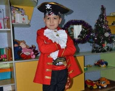Как сшить костюм пирата – Капитана Крюка