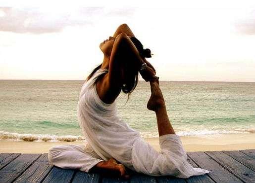 Полезная йога