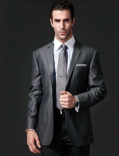 Мужской образ: костюм и часы