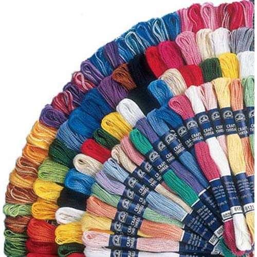 Нитки для вышивания: это нужно знать каждой швее
