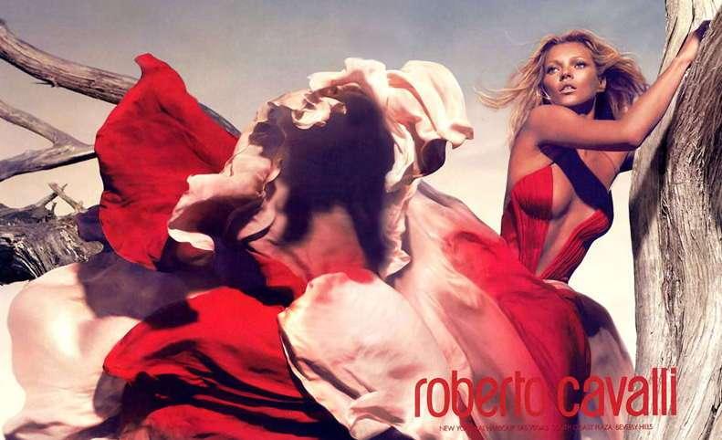 Roberto Cavalli художник одежды