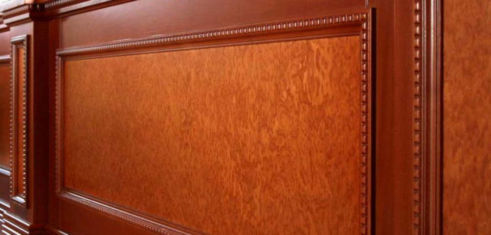 Стеновые панели из дерева – выбирайте лучшее!