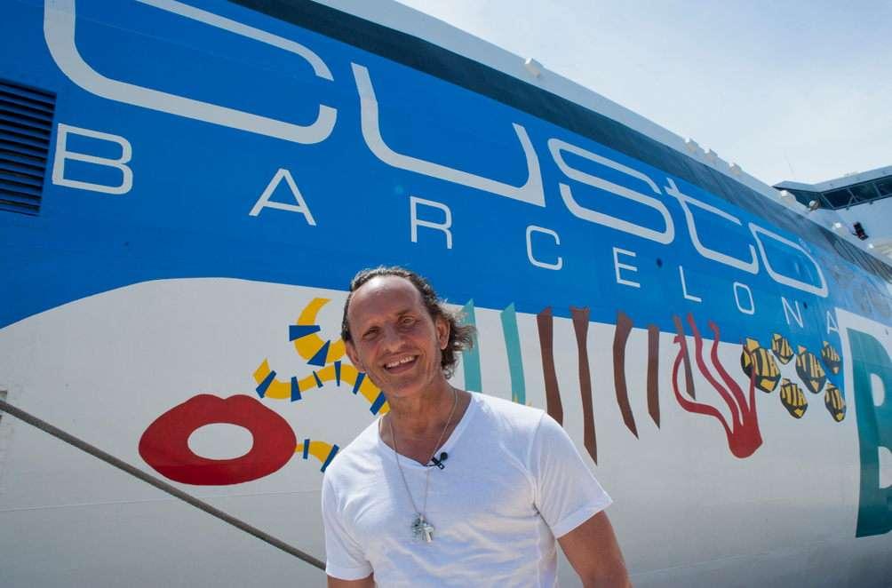 Бренд Custo Barcelona – испанский взгляд на Калифорнию!