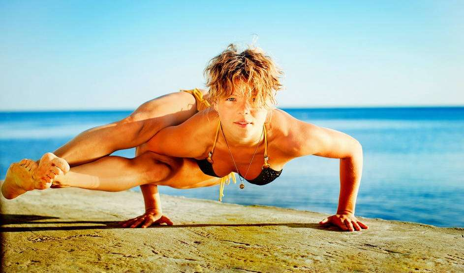 Хатха-йога – осознай себя.