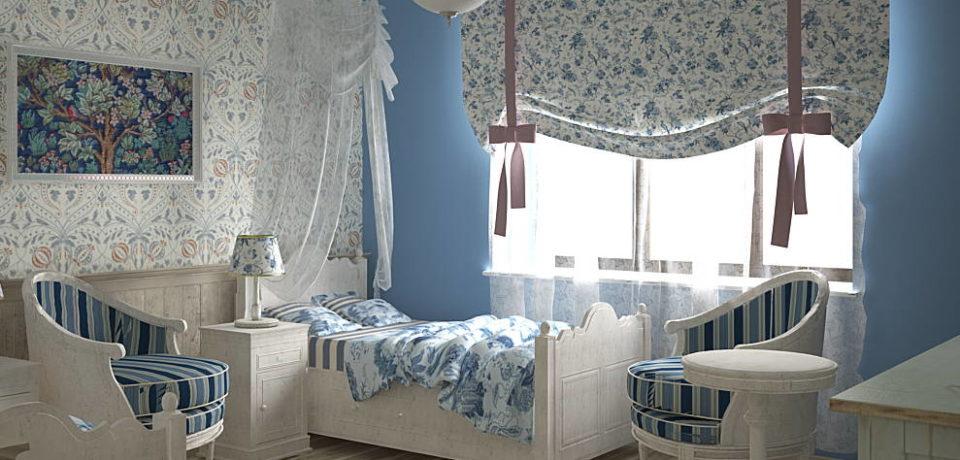 Делаем спальню удобней