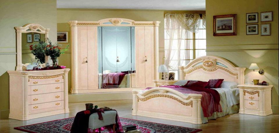 Купить итальянскую спальню – значит сделать выгодное вложение!