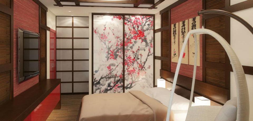 Современный японский стиль