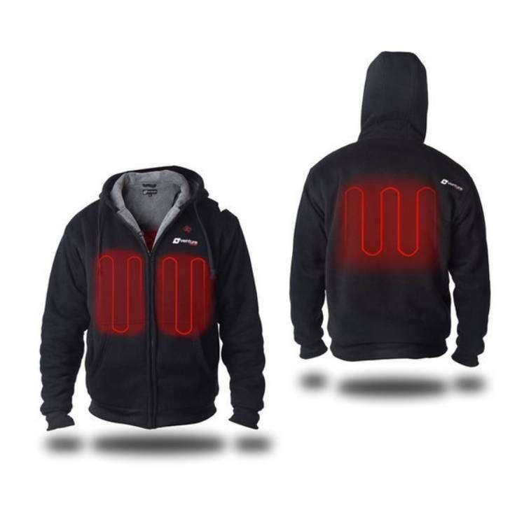 Куртку с подогревом Evolve Heated Hoodie купить можно будет в декабре 2015!