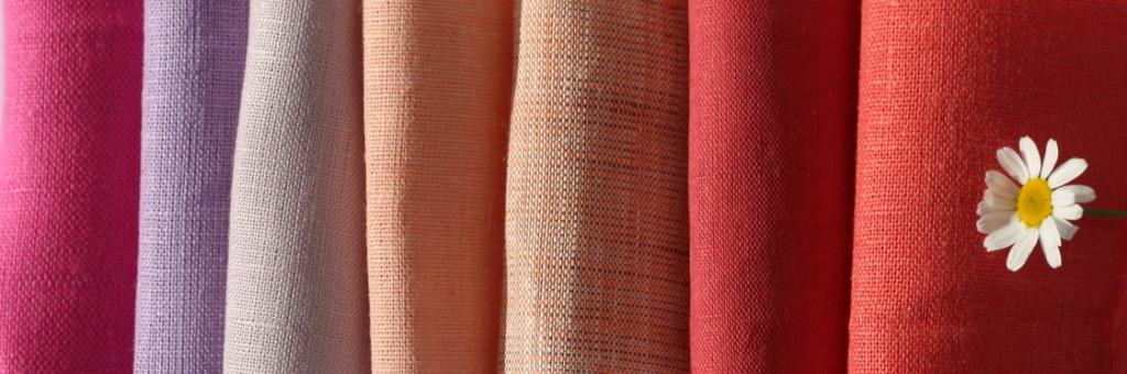 Ткань лен: особенности, свойства, уход