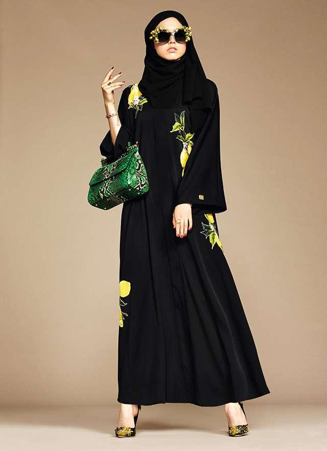 """Мусульманская"" коллекция Dolce & Gabbana"