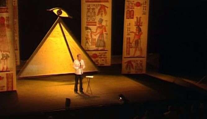 Египетские ночи. Концерт Михаила Задорнова смотреть