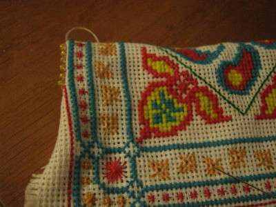 Сшиваем, используя бисер
