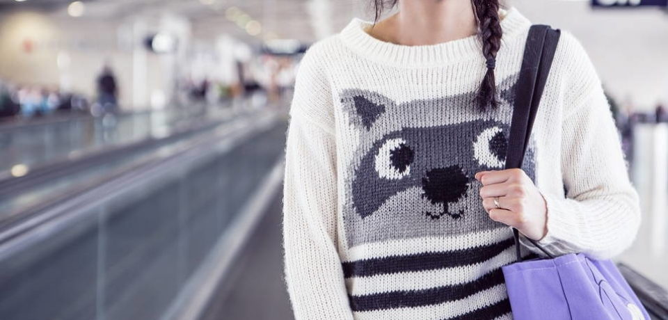 Модный зимний свитер 2016.