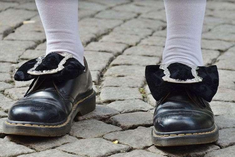 Культовые туфли 20/21 века
