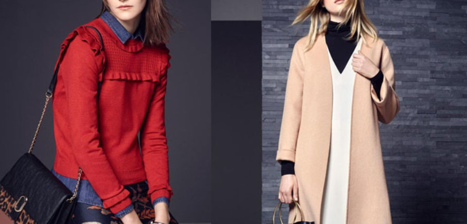 Коллекция Marks & Spencer осень 2016 года: фото модных новинок