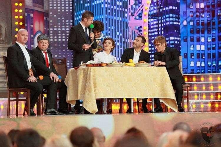 Вечерний Квартал 10.12.2016 смотреть онлайн. 1+1