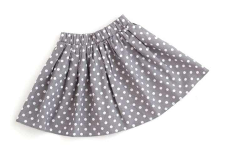 Нарядная юбка для девочки – красота своими руками