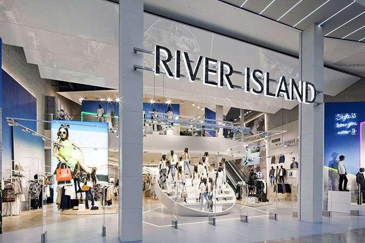 История бренда River Island