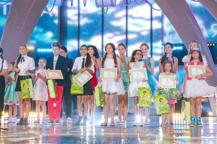 Детская Новая волна 2016 победители