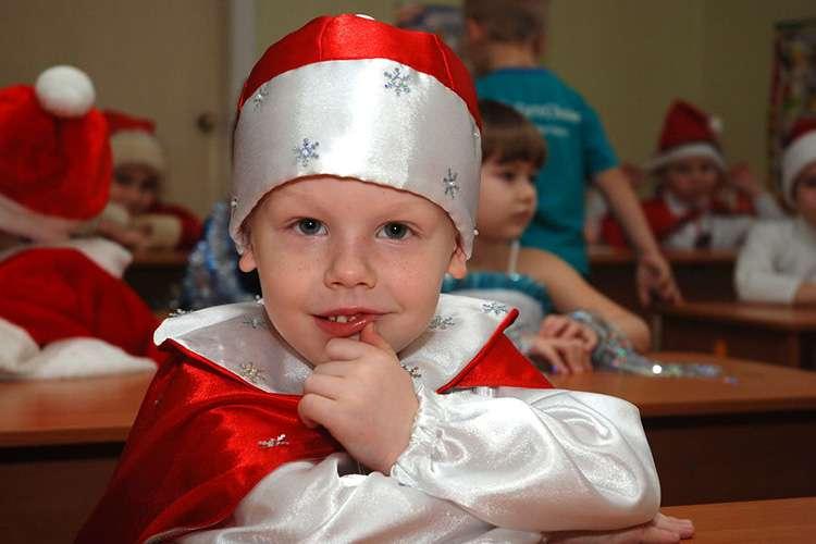 Костюм помошника Деда Мороза