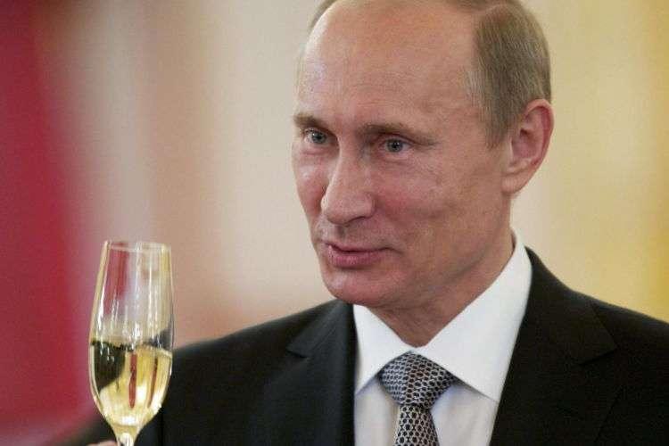 Новогоднее обращение президента Российской Федерации В. В. Путина от 31.12.2016