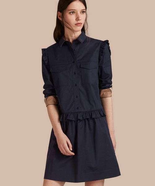 Платья: самые модные тенденции 2017 года + фото