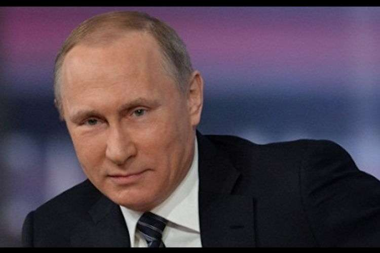Владимир Путин в Будапеште онлайн
