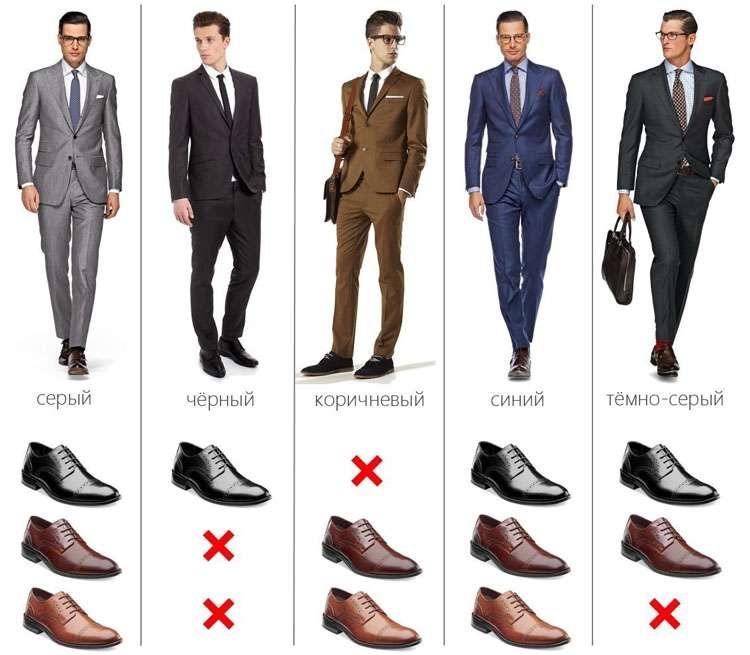 Дерби - классическая мужская обувь