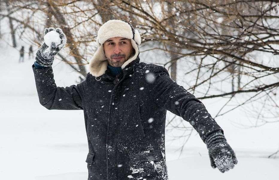 Что носить мужчине зимой из верхней одежды