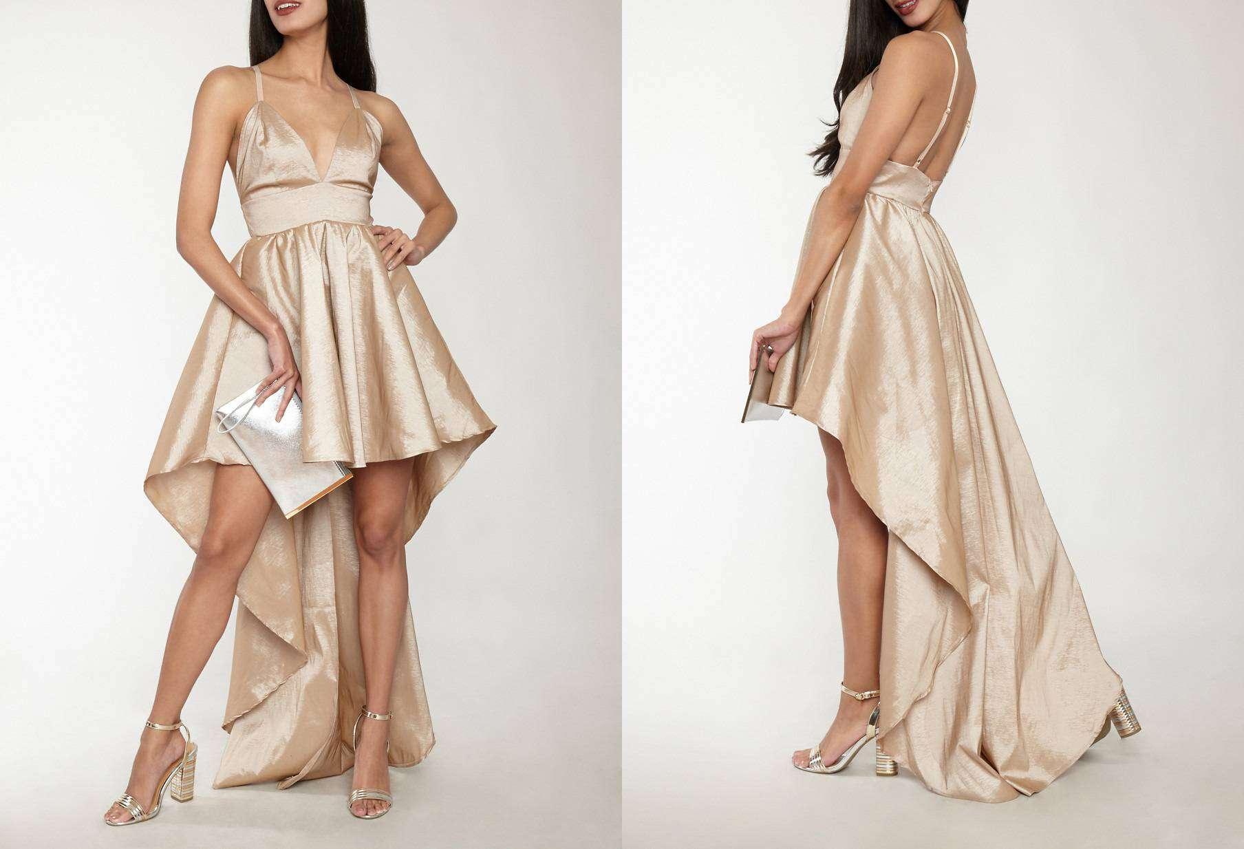 Вечерние платья 2018 роскошь и прозрачность