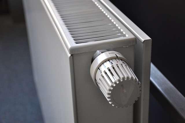 Радиатор с регулировкой температуры