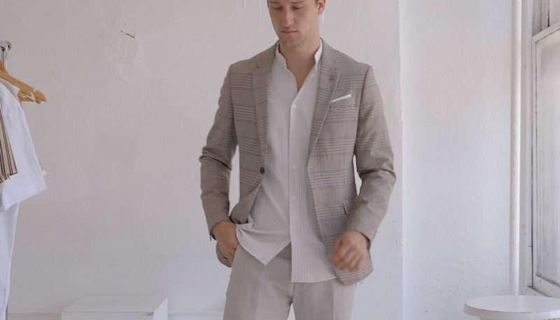 Модный парень в 2018