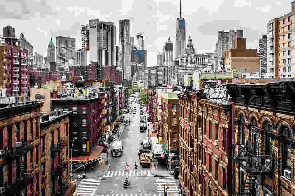 Медицина в Нью-Йорке