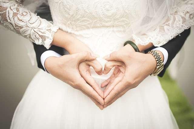 Свадьба и обручальные кольца
