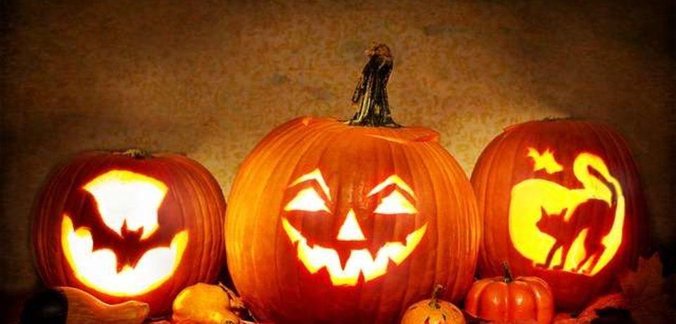 Хэллоуин, ужас как страшно