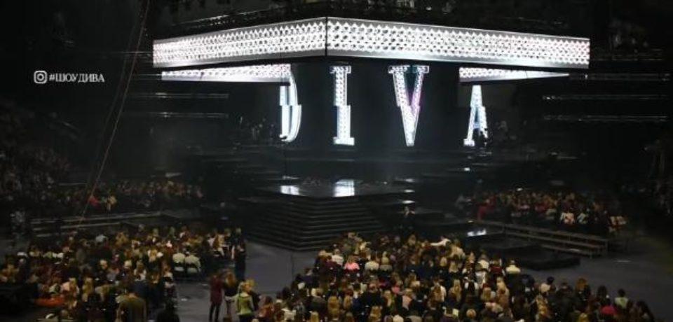 Концерт Ани Лорак «DIVA» смотреть онлайн