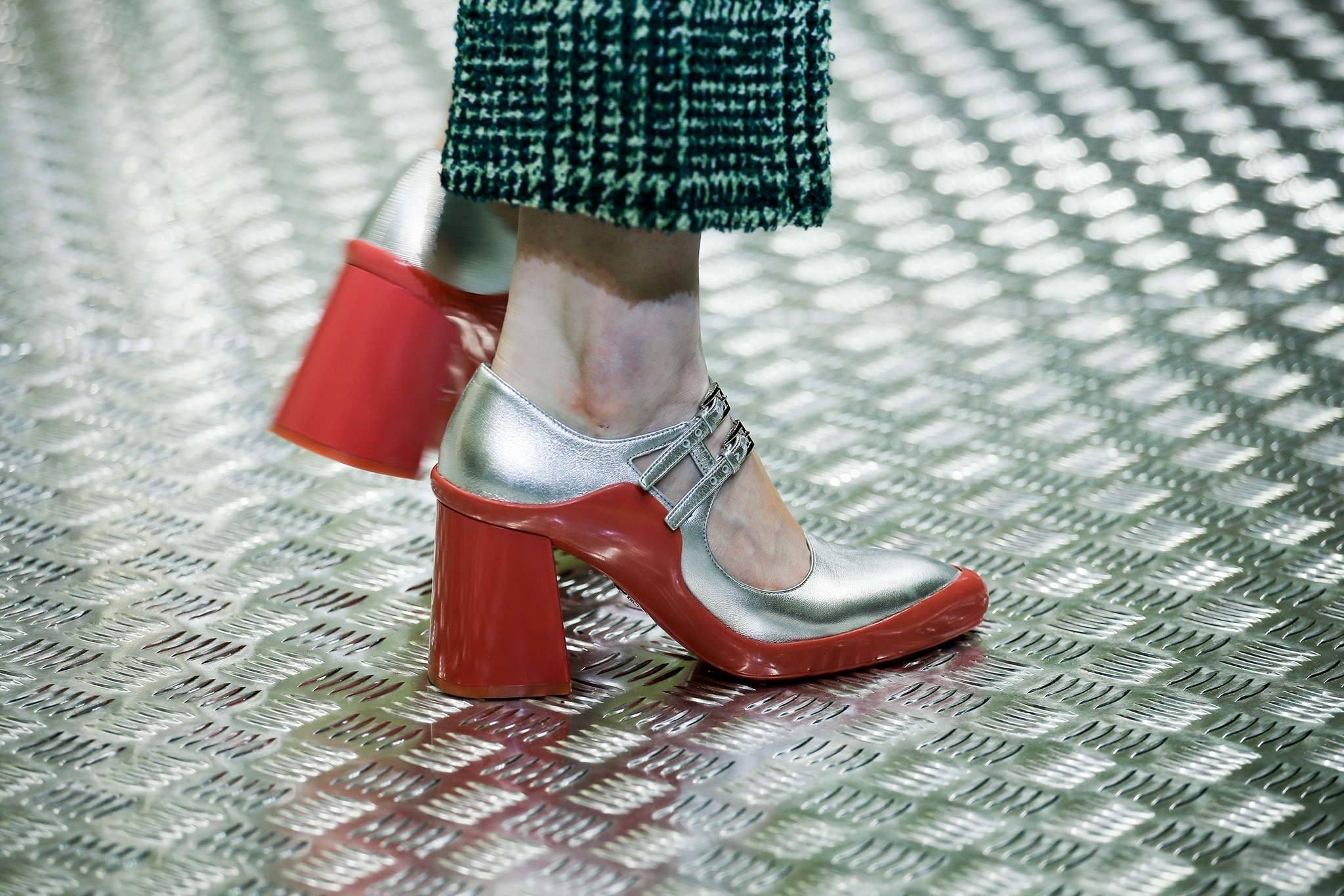 Знаменитая обувь
